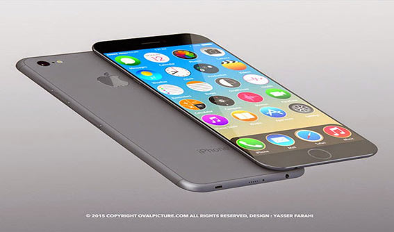 The screens of the iPhone is growing again!